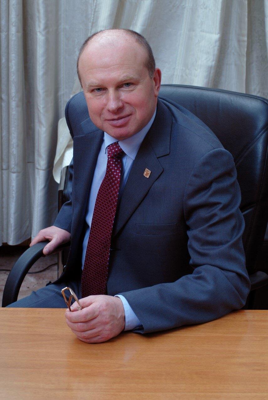 Ректор Плаксий Сергей Иванович