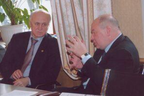 Ильинский И.М. и Гайдар