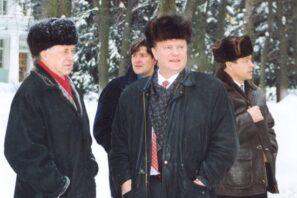 Ильинский И.М. и Зюганов