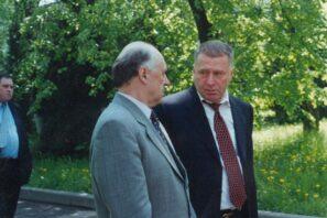 Ильинский И.М. и Жириновский