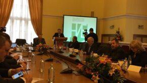 Научно-практическая конференция «Основные направления совершенствования адвокатской деятельности в РФ» 2