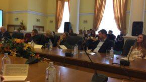 Научно-практическая конференция «Основные направления совершенствования адвокатской деятельности в РФ» 3
