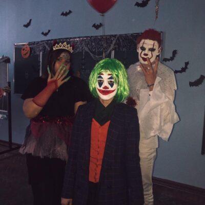 Хеллоуин 1