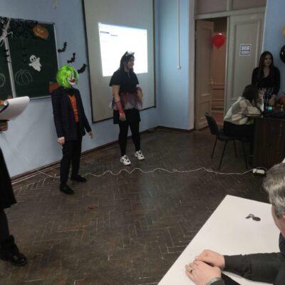 Хеллоуин 11